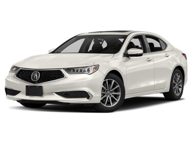 2018 Acura TLX 2.4L P-AWS w/Tech Pkg Sedan