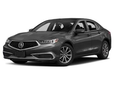 2018 Acura TLX 2.4L P-AWS w/Tech Pkg