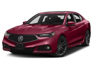 2018 Acura TLX 2.4L P-AWS w/Tech Pkg A-Spec Sedan