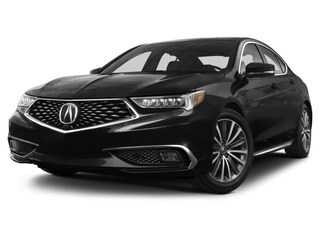 2018 Acura TLX Tech A-Spec w/Red Leather Interior Sedan