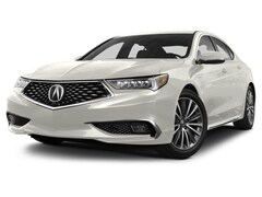2018 Acura TLX 2.4L P-AWS w/Tech Pkg A-Spec Red