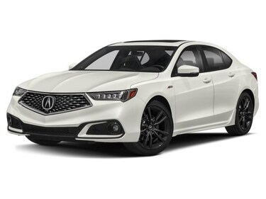 2018 Acura TLX 2.4L P-AWS w/Elite Pkg A-Spec