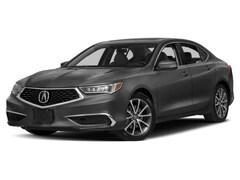 2018 Acura TLX Base Sedan