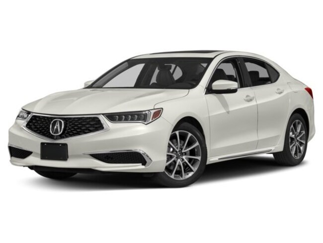 New Acura TLX For Sale Markham ON - 2018 acura tl for sale