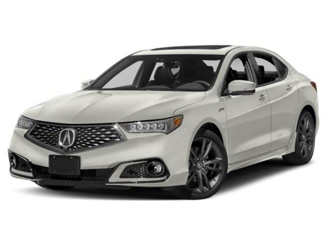 2018 Acura TLX Elite A-Spec Sedan