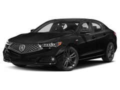 2018 Acura TLX Elite A-Spec w/Red Leather Interior Sedan