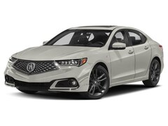 2018 Acura TLX Elite A-Spec w/Red Leather Interior Sedan