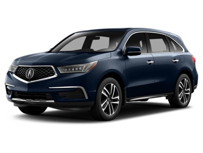 2018 Acura MDX Navigation Package SUV