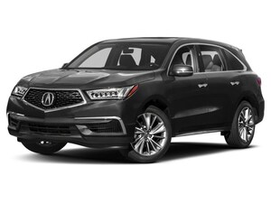 2018 Acura MDX Technology Pkg. | DVD Player | Heated 2nd Row