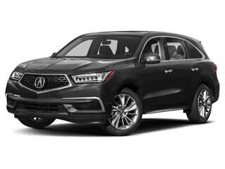 2018 Acura MDX Technology Package SUV