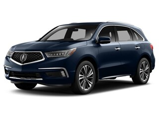 2018 Acura MDX Elite Package SUV