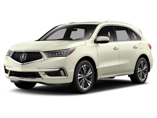 2018 Acura MDX Elite Package VUS