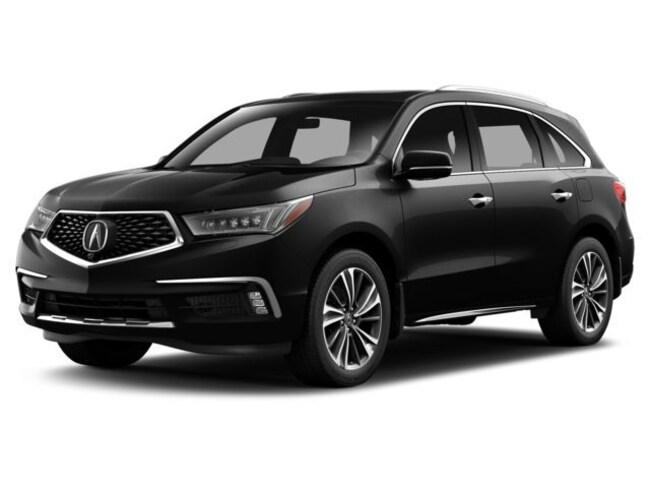 2018 Acura MDX Elite Package SUV