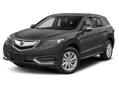 2018 Acura RDX TECH PKG, AWD, LEATHER, ROOF and MORE!!! SUV