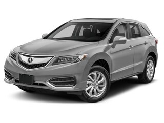 2018 Acura RDX Tech at SUV