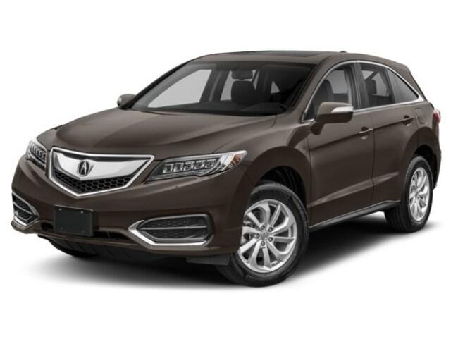 2018 Acura RDX Tech at Acura Certified | No Accident | Remote Sta SUV