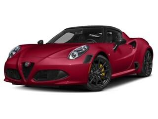 2018 Alfa Romeo 4C Base Coupe