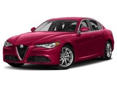 2018 Alfa Romeo Giulia Sport Sedan