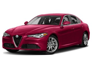 2018 Alfa Romeo Giulia Ti Sport Berline