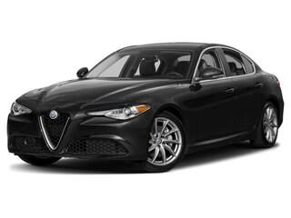 New 2018 Alfa Romeo Giulia Ti Sedan ZARFAEEN4J7582188 in Oakville, Ontario