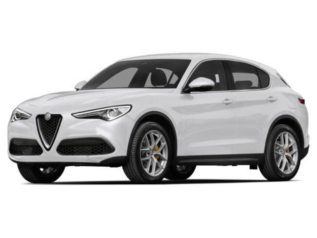 2018 Alfa Romeo Stelvio VUS