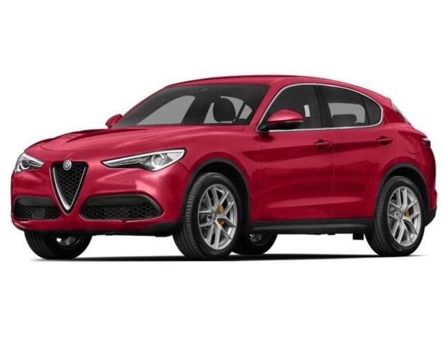 2018 Alfa Romeo Stelvio Ti Sport VUS