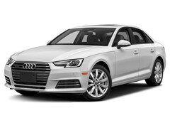 2018 Audi A4 2.0T Progressiv Quattro 6sp Sedan