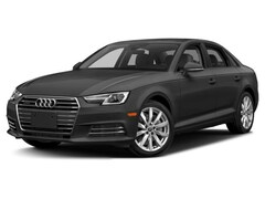 2018 Audi A4 2.0T Progressiv Berline