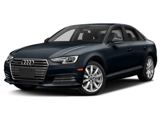 2018 Audi A4 2.0T Progressiv Sedan