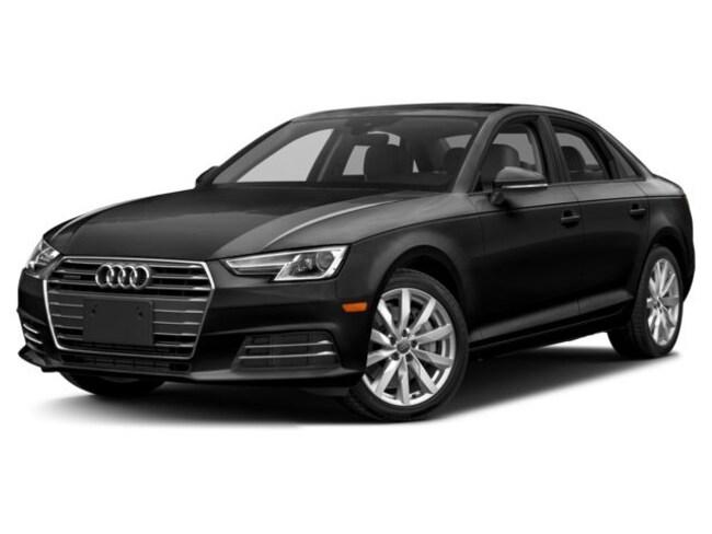 New 2018 Audi A4 2.0T Technik Sedan Toronto