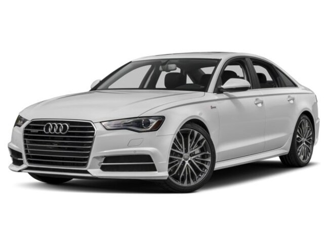 2018 Audi A6 3.0T Progressiv Sedan