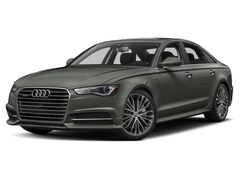 2018 Audi A6 3.0T Progressiv Berline
