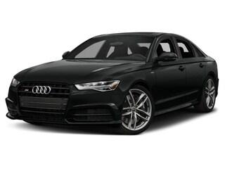 2018 Audi S6 4.0T Berline