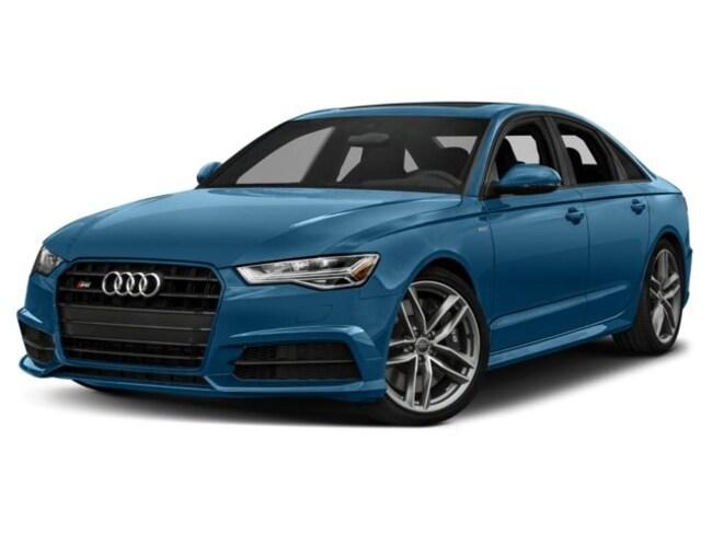 New 2018 Audi S6 4.0T Sedan Toronto