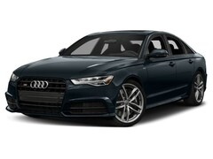 2018 Audi S6 4.0T Quattro 7sp S Tronic Sedan
