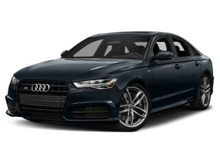 New 2018 Audi S6 4.0T Sedan in Toronto, ON