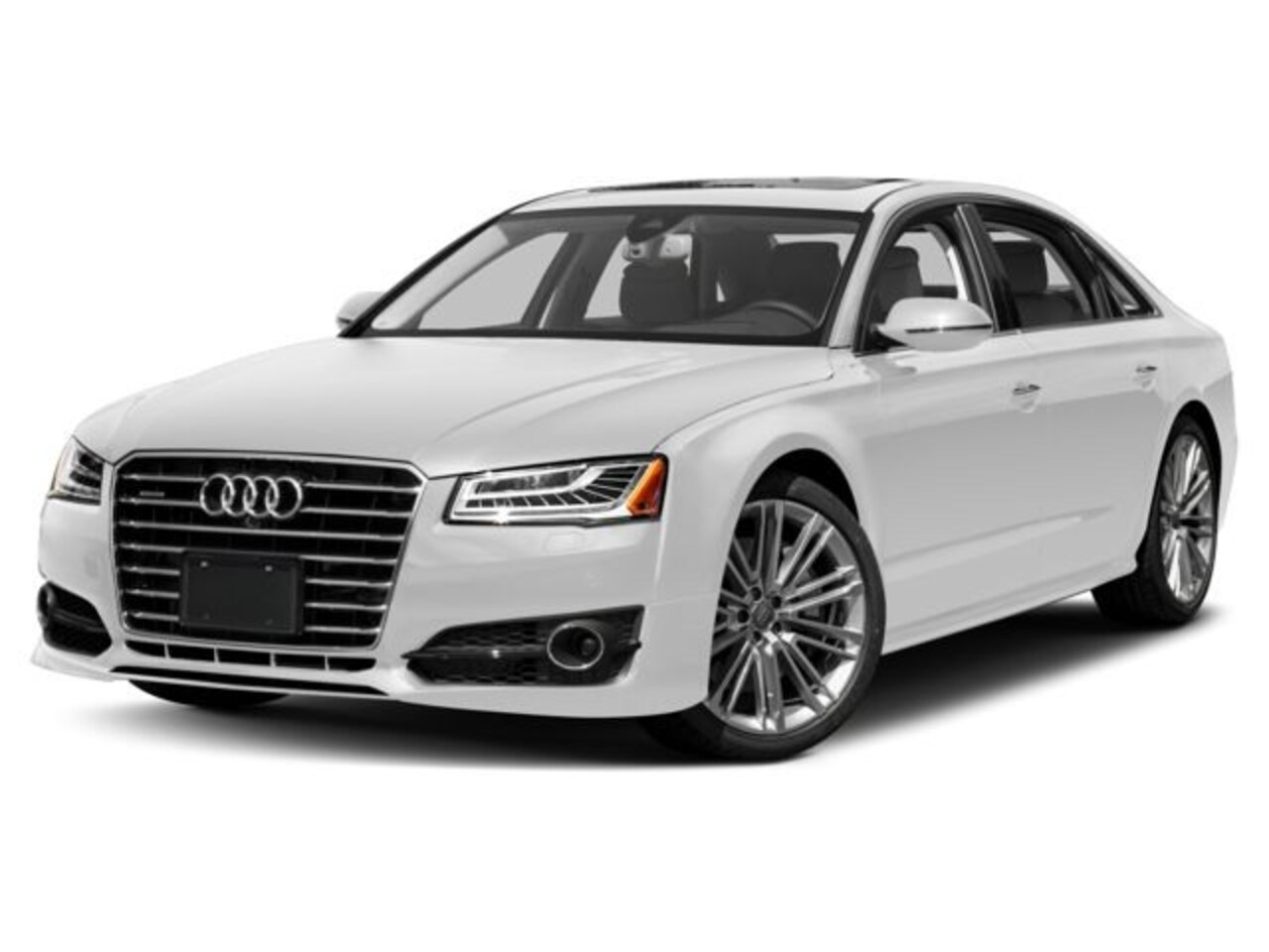2018 Audi A8 LWB 4.0T Quattro 8sp Tiptronic Sedan