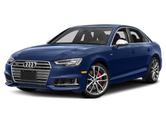 2018 Audi S4 3.0T Technik Quattro 8sp Tiptronic (SOO) Sedan