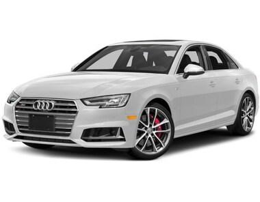 2018 Audi S4 TECHNIK! - DEMO SAVINGS! Sedan