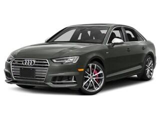 2018 Audi S4 3.0T Technik Sedan