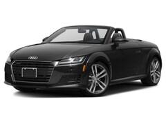 2018 Audi TT Décapotable ou cabriolet
