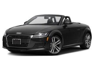 2018 Audi TT 2.0T Décapotable ou cabriolet