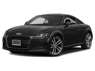 2018 Audi TT 2.0T Coupé