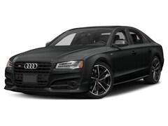 2018 Audi S8 4.0T Plus Sedan
