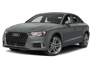 New 2018 Audi A3 2.0T Komfort Sedan in Toronto, ON