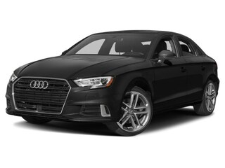 2018 Audi A3 2.0T Komfort, Demo Savings! 0% Sedan