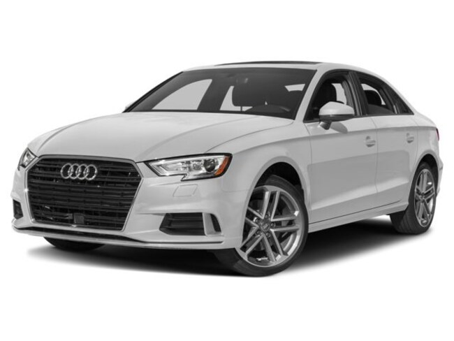 2018 Audi A3 2.0T Progressiv Quattro 6sp S Tronic *New X Demo* Sedan