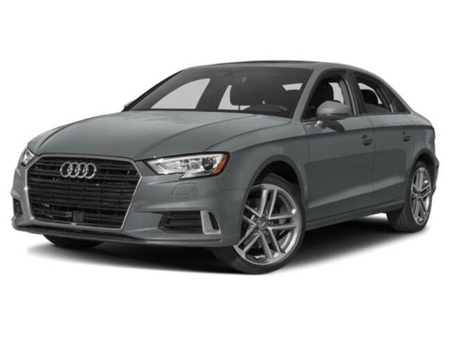 2018 Audi A3 2.0T Technik Sedan