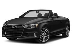 2018 Audi A3 2.0T Progressiv Décapotable ou cabriolet