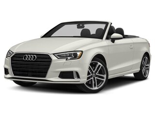 New 2018 Audi A3 2.0T Progressiv Convertible in Toronto